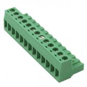 13 Pin Terminal Block Headers Plug Socket Term Blocks Connector 3pcs