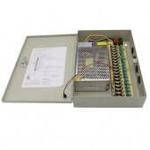 18CH Port 12V 20A Power Supply Box For CCTV Cameras Security System