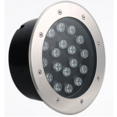 18W LED Inground Light Garden Buried Underground Yard Floodlight Lamp