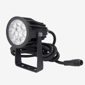 MiLight 6W RGB+CCT FUTC08 Lamp Floodlight LED Garden Light 24V Waterproof 2.4G Remote App Voice Control