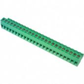 24 Pin Terminal Block Headers Plug Socket Term Blocks Connector