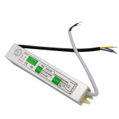DC 24V 24W IP67 Waterproof LED Driver Power Supply AC to DC Converter Transformer