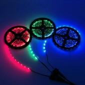 2835 Free Bending S Shape LED Strip DC12V Flexible LED Light 5M 60LEDs 2pcs