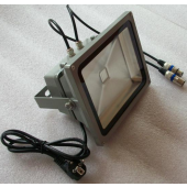 30W RGB DMX Flood Light Can Be Controlled By DMX Controller Directly