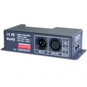 4CH CV DMX-PWM Decoder LT-840-6A DC 5V-24V 24A Ltech LED Controller