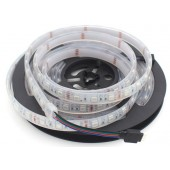 5050 RGB 5M 300LEDs 16.4 Feet IP68 Waterproof LED Strip Light
