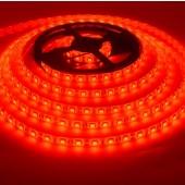 5050 Waterproof 12V 5 Meter Length Red 300 LEDs LED Strip Light