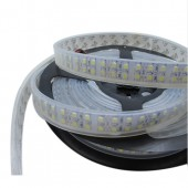 5M 1200 LEDs SMD 3528 White LED Strip Light Waterproof