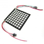 64LEDs Pixels LED DC 5V Pixel WS2811 Panel 5050 RGB Light