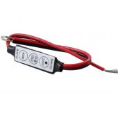 LED Controller 12V 3Keys For 5050 3528 5630 5730 3014 Strip Lamp 5pcs