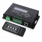 Bincolor Led Controller BC-300 DMX 512 Signal Control Time Programmable Timer Light