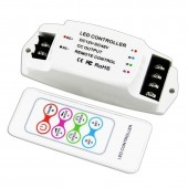 BC-361-CC Bincolor RGB Dimmer with RF Wireless Remote Led Controller