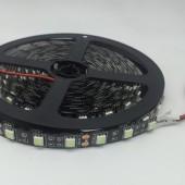 Black FPCB Ice Blue 5050 LED Strip 12V 5M 300LED Flex Light Ribbon