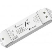 C4-350mA Led Controller Skydance Lighting Control System DC 12-48V Push Dim 4CH CC