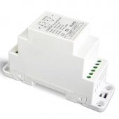 CV 0-10V 1-10V Dimming Driver LTECH LED Controller DIN-711-12A