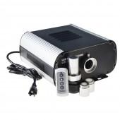 LEI-4001 light source with 450m 3pcs 0.75mm sparkle cable Fiber optic lighting kit