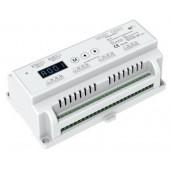 D12 Led Controller Skydance Lighting Control System DMX Decoder 12CH 12-24V CV