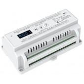 D24 Led Controller Skydance Lighting Control System DMX Decoder 24CH 12-24V CV