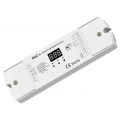 D4C-L-350mA Led Controller Skydance Lighting Control System DMX512 & RDM Decoder 4CH Constant Current