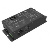 D4C-XE-350mA Led Controller Skydance Lighting Control System 4CH Constant Current DMX512 & RDM Decoder