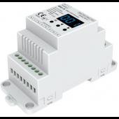 DA4-D Led Controller Skydance Lighting Control System 4CH 12-24V CV DALI Dimmer Din Rail