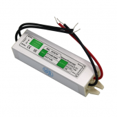 DC24V 15W IP67 Waterproof LED Electronic Driver Power Supply