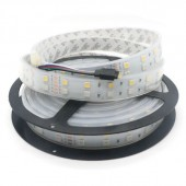 DC 24V 5050 5M 600LEDs Dual Lines RGBW LED Strip Light