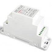 DMX Signal Amplifier DIN-121 DC 12V 24V LTECH LED Controller