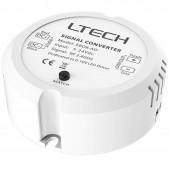 EBOX-AD RF 2.4G 10V PWM Dimmer Signal Converter Wireless Ltech WiFi Controller
