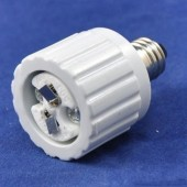 EZ10 to MR16 Socket Holder Adapter LED Bulb Base Converter 10pcs