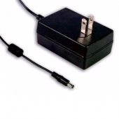 GSM18U Series 18W Mean Well Medical Adaptor Power Supply
