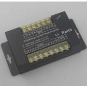 High Speed RGBW LED Amplifier DC5V-24V 8A 4Channel