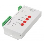 T-1000S Digital RGB LED Pixel Controller With SD Card Support MAX 2048