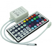IR440 44 Key Infrared DC 12V 24V 3 Channels Leynew LED Controller 3pcs