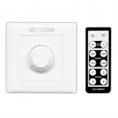 Bincolor BC-320-6A Knob PWM Dimmer with Wireless Remote Led Controller