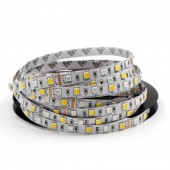 SMD 5050 RGB+CCT LED Strip Light 16.4ft 5M 300LEDs Flex Stripe 12V 24V