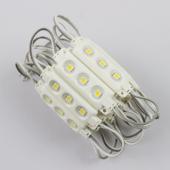 LED Module Injection DC 12V Light Waterproof IP65 3LEDs 5050 40pcs