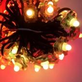 LED RGB Pixel Waterproof Light 12V UCS1903 Rectangle 50 Nodes