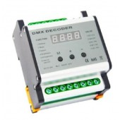 Leynew DMX four Channels Rail Decoder LED Controller DMX701