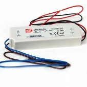 LPV-60 Series 60W Mean Well LED Driver Power Supply IP67