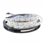 5050 RGBW LED Strip 16.4ft 300LED 5M Non-Waterproof 12V Flex Light
