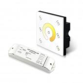 Bincolor P2X+R4-CC-2.4G 4CH 12v-48v Wireless CC CCT Panel DMX512 Led Controller