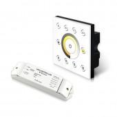 Bincolor P6X+R4-2.4G DMX512 Wireless Multi-Zone CCT Panel Led Controller