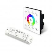 Bincolor Led Controller Wireless Multi-Zone P7X+R4-2.4G RGB DMX512 Panel