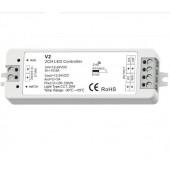 V2 Led Controller Skydance Lighting Control System CV Dimming 2CH 12-24V