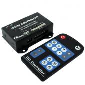 RF104 RGBW 4 Channel DC 12V 24V Leynew LED Controller 2pcs