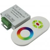 RF301 Full Color Touch DC 12V 24V 3 Channel Leynew LED Controller