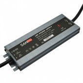 SANPU LED Power Supply 100W 24V IP67 Waterproof Constant Voltage Lighting Transformer Driver Slim CLPS100-W1V24
