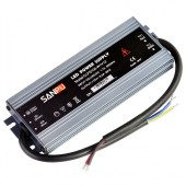 SANPU Waterproof LED Power Supply 12VDC 100W 8A IP67 Lighting Transformer Driver Thin Slim Aluminum CLPS100-W1V12