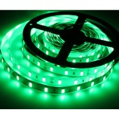 SMD 5630 5M 300LEDs Green LED Strip Light Non-Waterproof 12V